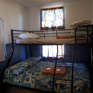 Cabin Bunkhouse Bunk Bed