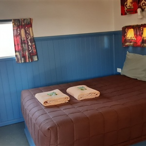 Cabin Deluxe Double Bed