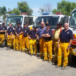 Fireys group Photo
