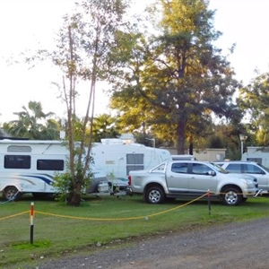 Unpowered Sites Drive through and tent sites