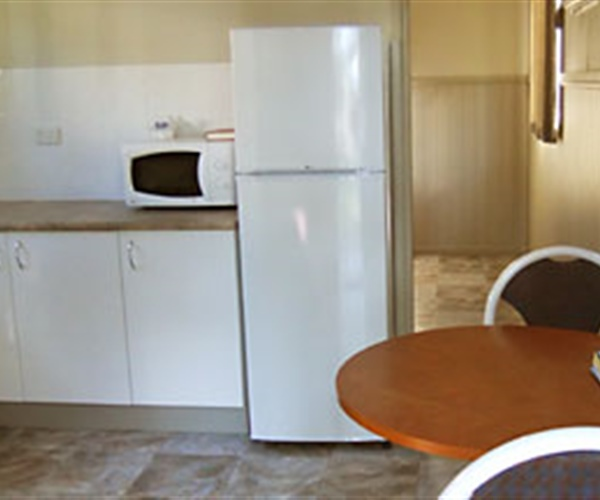 Superior En suite Cabin Kitchenette